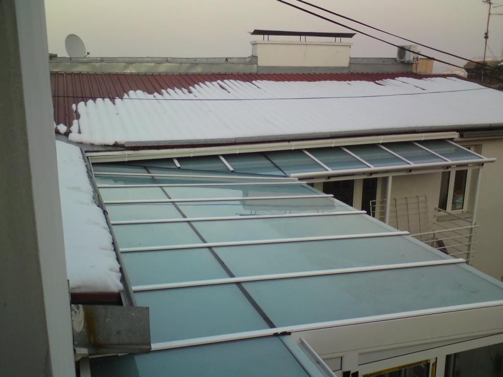 Skylight krov poslovni objekat Dorćol