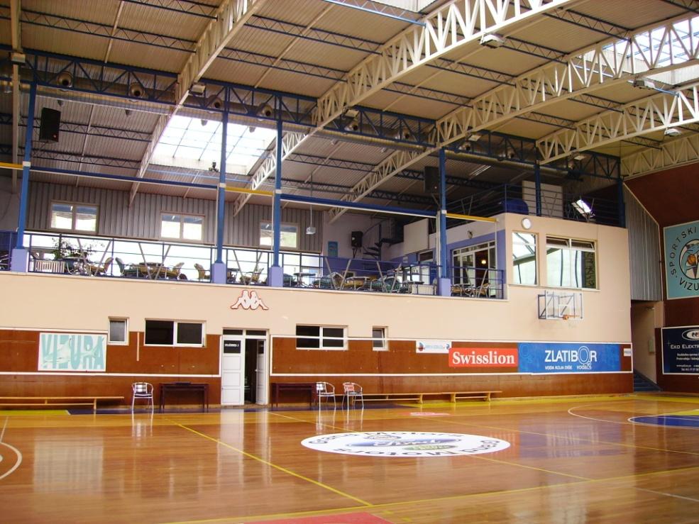 Sportska dvorana Vizura, Novi Beograd