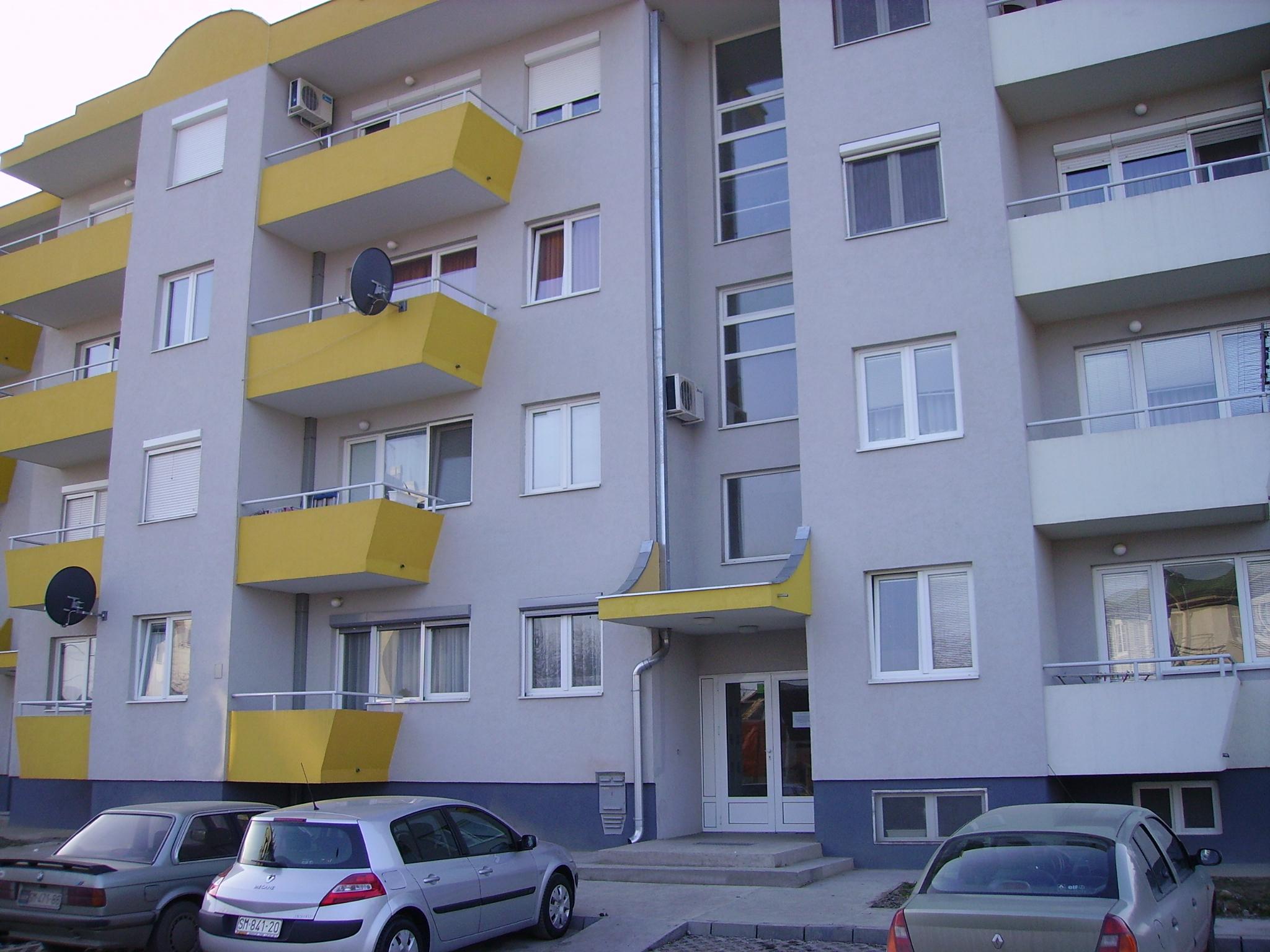 Stambena zgrada Sremska Mitrovica